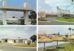 DR Congo Ngaliema Cite de l'O.U.A. OAU village 1981