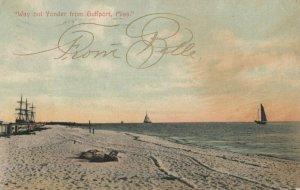 GULFPORT , Mississippi , 1907 ; Beach