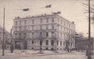 ANGERS, Maine et Loire, France; Hotel d'Anjou, Societe des Grunds Hotels de l...