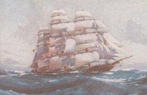 Sailing Vessel , 00-10s : Ship SIR LANCELOT