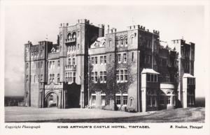RP, King Arthur's Castle Hotel, TINTAGEL (Cornwall), England, UK, 1920-1940s