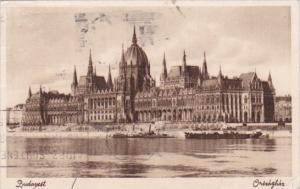 Hungary Budapest Orszagaz 1935