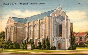 Florida Jacksonville Church Of The Good Shepherd