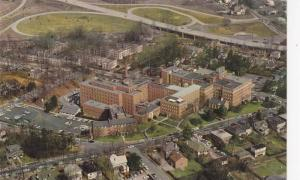 Airview Of The North Carolina Baptist Church And Bowman Gray School Of Medici...