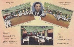 PHILADELPHIA , Pennsylvania , 1930-40s ; Frank Palumbo's