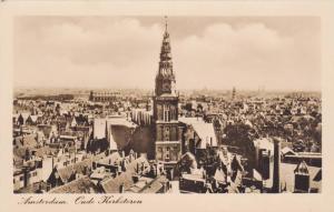 RP, Oude Kerkstoren, Amsterdam (North Holland), Netherlands, 1920-1940s