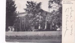 HARRODSBURG, Kentucky, 00-10s; The Academy