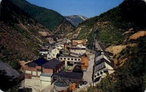 Coeur d'alene Mining Region - Burke, Idaho ID