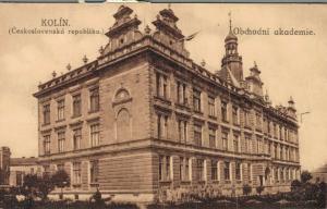 Czech Republic Kolín Ceskoslovenská republika 02.44