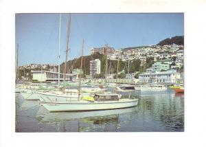 Boat Harbour, Oriental Bay, Wellington, New Zealand, Photo David J Kingston