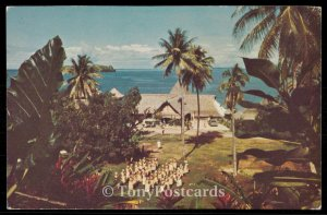 Hotel Bali Hai, Raiatea - Tahitian Dancers