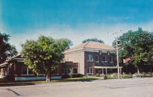 FORT DODGE , Kansas, 1950-60s ; Lincoln Hall, Soldier's Home
