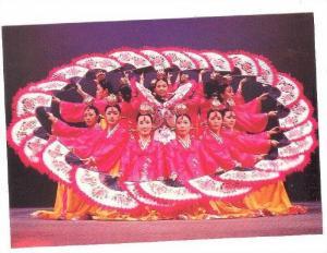 Fan Dance #2 , Korea , 50-70s