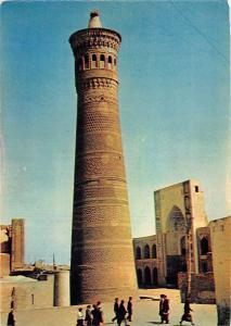 Uzbekistan Bukhara Kalyan minaret