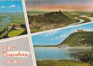 Germany Straubing Gruess Aus Bogenberg an der Donau