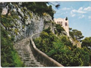ANACAPRI, Italy, 1950-1970´s; S. Michele Villa