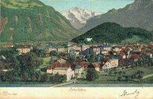 Switzerland - Interlaken 02.94