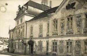 austria, MELK a.d. Donau, Post Office (1910s) E. Prasser RPPC