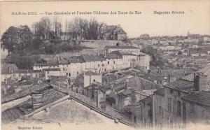 Vue Generale Et l'Ancien Chateau Des Ducs De Bar, Bar-le-Duc (Meuse), France,...