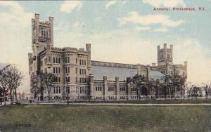 Exterior,  Armory,  Providence,  Rhode Island,   00-10s