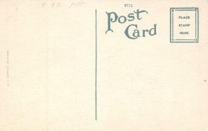 Sheboygan Wisconsin~Spanish War Veterans Monument~Cannon & Balls~1916 Postcard