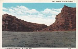 Famous hole in the wall,Outlaw Resort of early Wyoming,00-10s