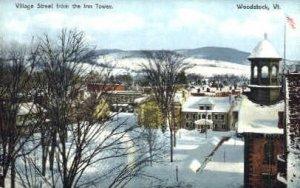 Village Street - Woodstock, Vermont