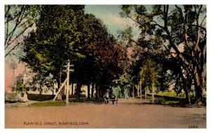 Connecticut Plainfield ,  Plainfield  Street
