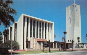 Phoenix AZ~First United Methodist Church~Architect WW Peters~Wright Fellow~1960s