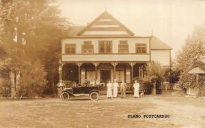 CLACKAMAS, OREGON CLACKAMAS HEALTH RESORT-1900'S' RPPC REAL PHOTO POSTCARD