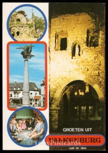 Groeten uit - VALKENBURG - AAN DE GEUL