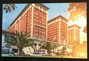 Biltmore Hotel LAX CA Unused Postcard LB