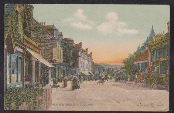 Main Street Pitlochry