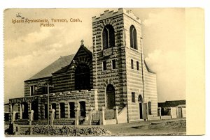 Mexico - Torreon. Protestant Church