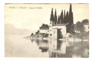 Punta S. Vigilio, Lago Di Garda, Italy, 1900-1910s