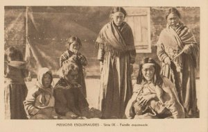 CANADA , 1910s ; Missions Esquimaudes #8