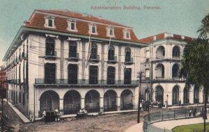 Administration Building , Panama , 1900-10s
