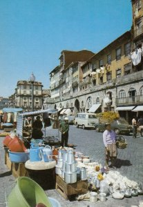 PORTO, Portugal, 1950-1960s ; Street View