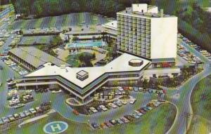 Canada Ontario Toronto Inn On The Park Motor Hotel Swimming Pool