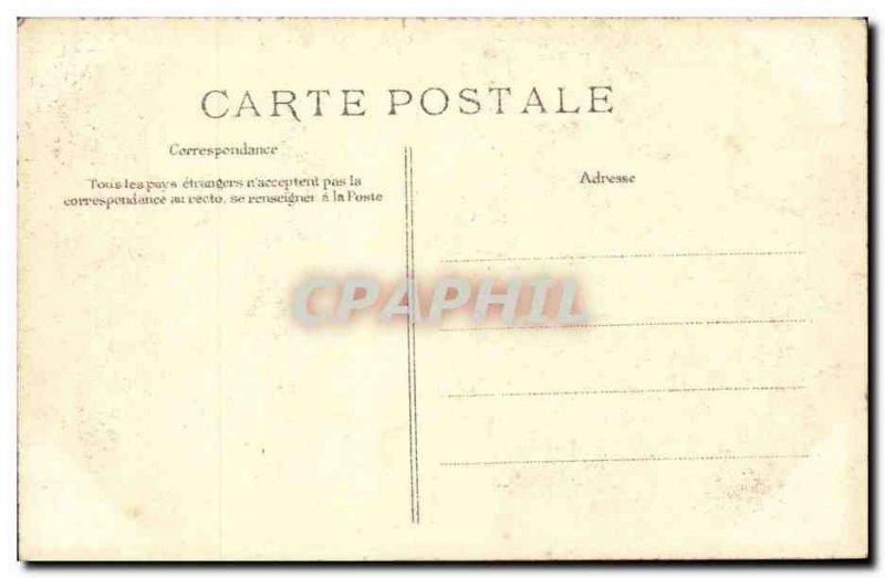 Paris Postcard Old Crue of the Seine