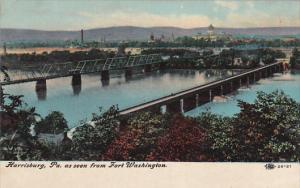 As seen from Fort Washington, Bridges, HARRISBURG, Pennsylvania, 00-10s