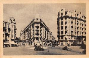 Egypt Cairo - Midan Soliman Pasha, voitures auto cars