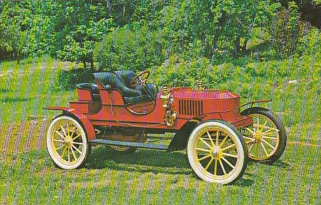 1908 Stanley 30 H P Model K Steam Semi-Racer Vintage Car