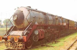 Locomotive - New Delhi