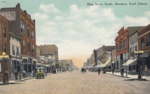 ABERDEEN , South Carolina , 00-10s ; Main Street , South