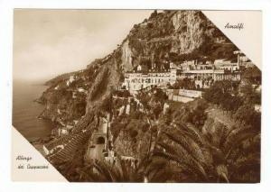 RP  AMALFI, Italy, 30-50s, Albergo dei Cappuccini