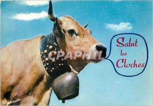 Postcard Modern Hi Cow Bells