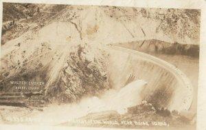 RP: Nr BOISE , Idaho , 1920 ; Arrow Rock Dam , Highest in the World