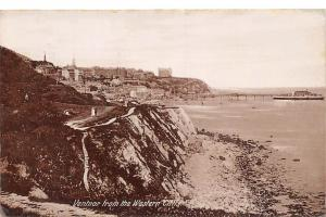 Ventnor from the Western Cliffs 1918