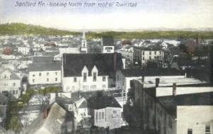 Sanford, Maine, ME Sanford ME Unused